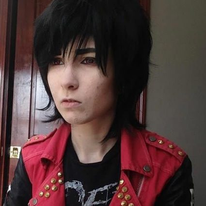 Keith cosplay by @miraculouslollipop