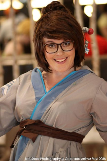 Mei cosplay by @alaizabelcraycosplay