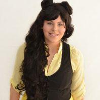 Aradia cosplay wig
