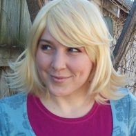 Roxy Lalonde cosplay wig
