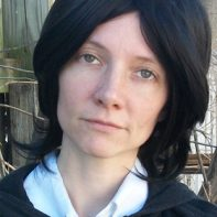 Snape cosplay wig