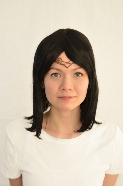 Terezi cosplay wig