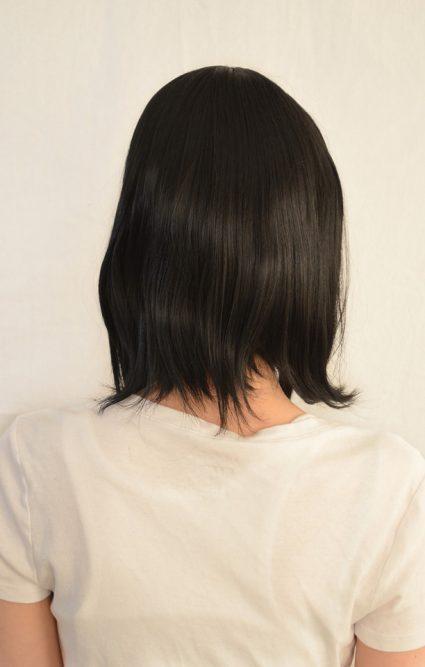 Terezi cosplay wig back view