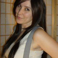 Tifa cosplay wig