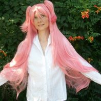 Ultimate Madoka cosplay wig