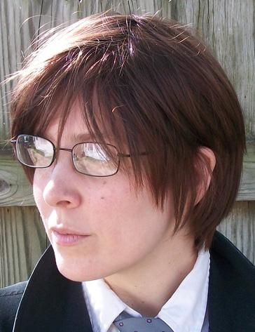 Yukito cosplay wig