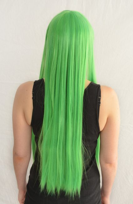 CC cosplay wig back view