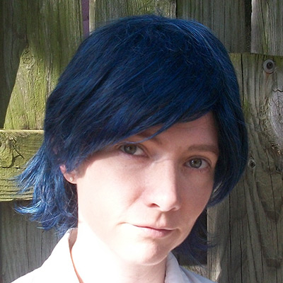 Chrom wig outside view