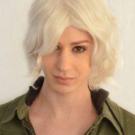 Nagito Komaeda cosplay wig