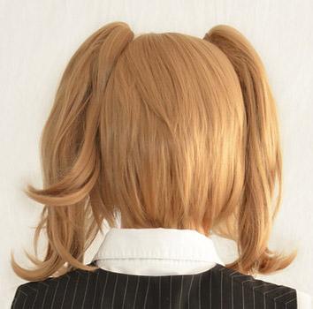 Maka cosplay wig back view