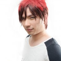 Taiga Kagami cosplay wig