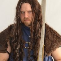 Thorin Oakenshield cosplay wig