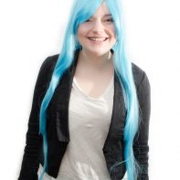 Undine Asuna cosplay wig
