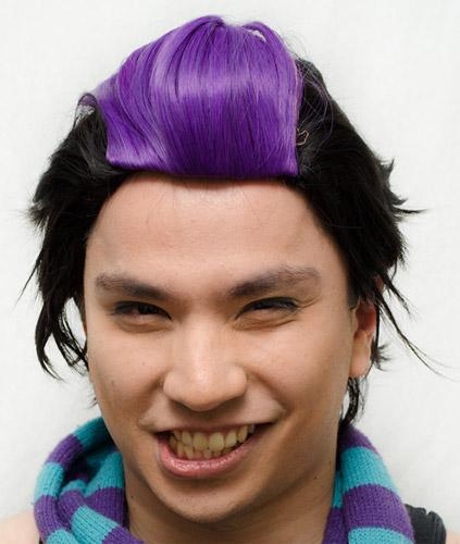 Eridan Ampora cosplay wig