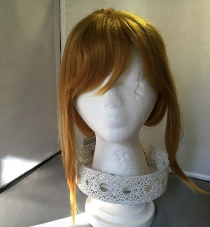 Link wig front view