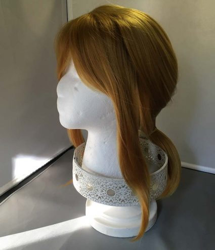 Link wig side view