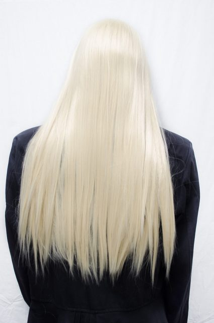 Thranduil cosplay wig back view