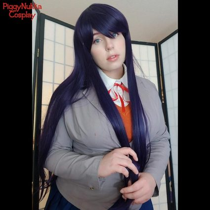 Yuri cosplay by PiggyNukka Cosplay