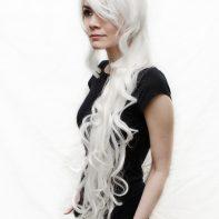 Weiss Schnee cosplay wig