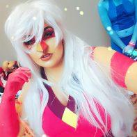 Jasper cosplay by instagram.com/vitali_cosplay