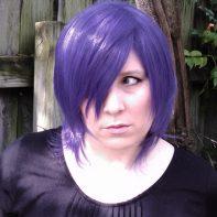 Touka Kirishima cosplay wig