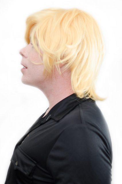 Yumoto Hakone wig side view