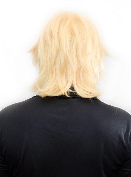 Yumoto Hakone wig back view