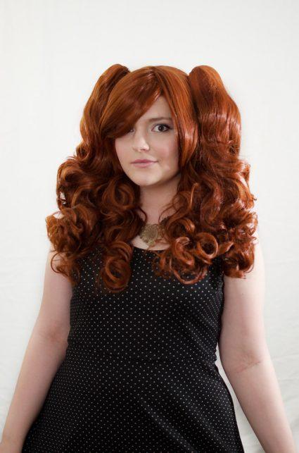 Whiskey Tango gothic lolipocalypse wig