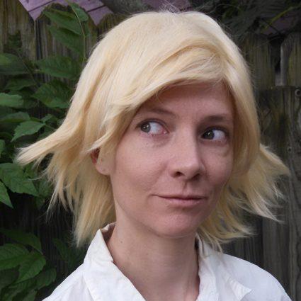 Dirk cosplay wig