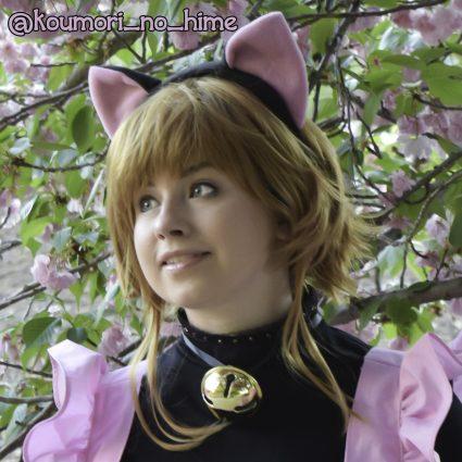 Sakura cosplay by Koumori No Hime Cosplay