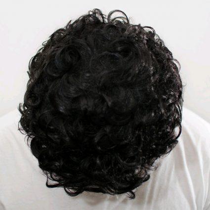 Steven Universe wig top view