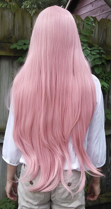 Utena wig back view