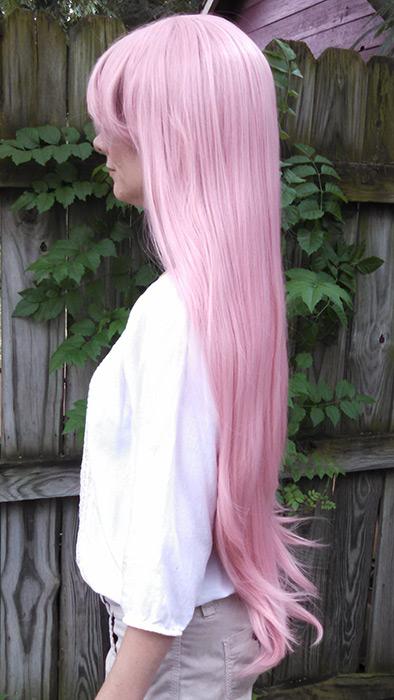 Utena wig side view