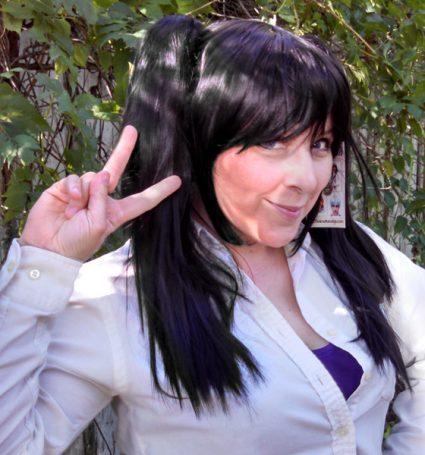 Nico cosplay wig victory view