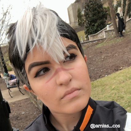 Shiro cosplay by @amias_cos