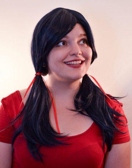 Marinette cosplay wig