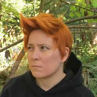 Fry cosplay photo