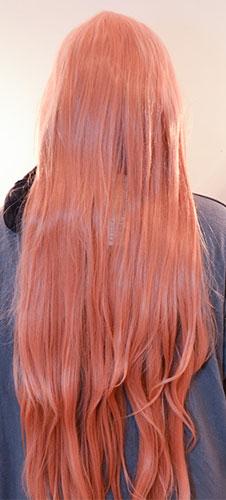 Umaru wig back view