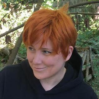 Weasley cosplay wig