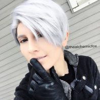 Viktor cosplay by TheAlchemicFox