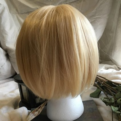 Yurio wig back view
