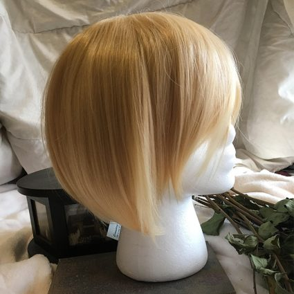 Yurio wig side view