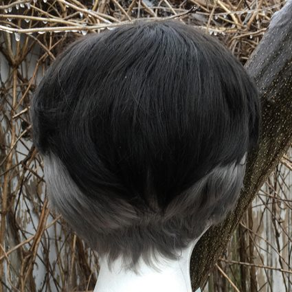 Otabek wig back view