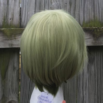 Rantarou Wig Back View