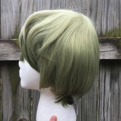 Rantarou Wig Side View
