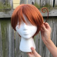 Italy cosplay wig