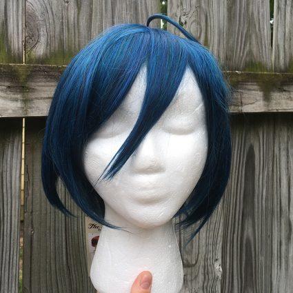Saihara cosplay wig