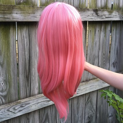 Yuno wig back view
