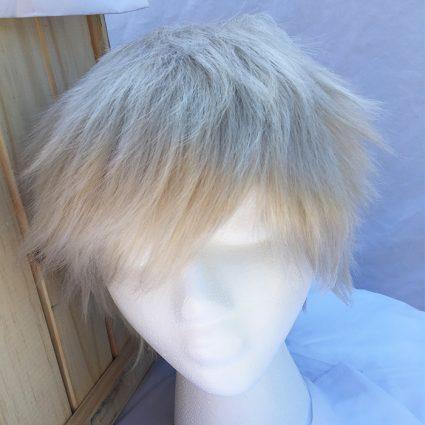 Bakugo wig indoor lighting