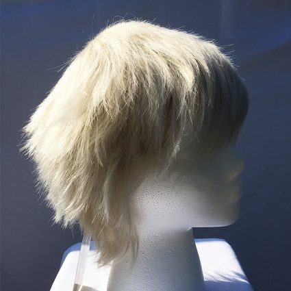 Bakugo wig side view
